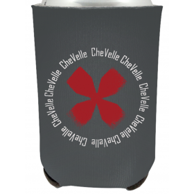 CAN KOOZIE - GRAY