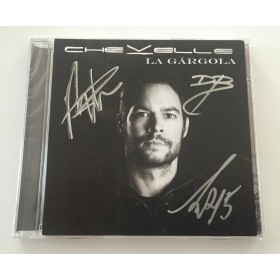 Autographed La Gargola CD (Limited Edition Signed Pete Cover)