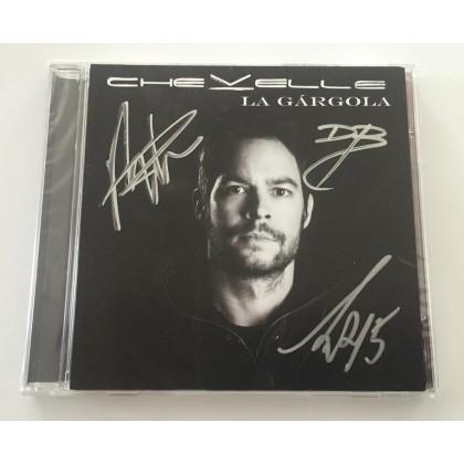 LA GARGOLA CD (Limited Edition Pete Cover) *Autographed*