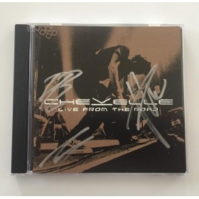 Live from The Road CD (Autographed)