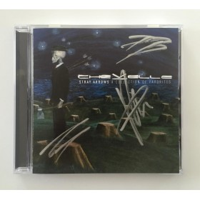 STRAY ARROWS CD (Autographed)
