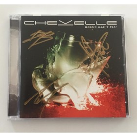WONDER WHATS NEXT CD (Autographed)
