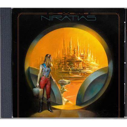 NIRATIAS CD *Autographed*