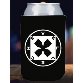 CAN KOOZIE - BLACK