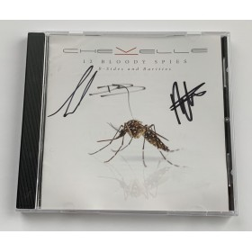 12 BLOODY SPIES CD (Autographed)