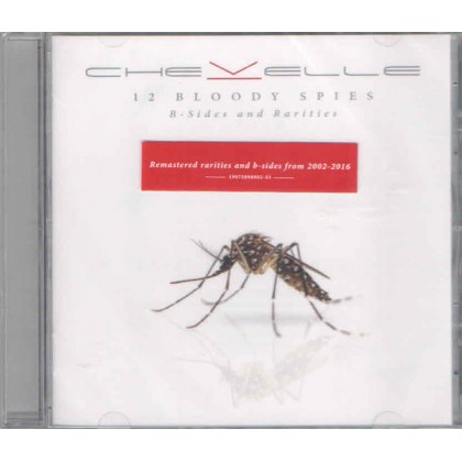 12 BLOODY SPIES CD (NO Autograph)